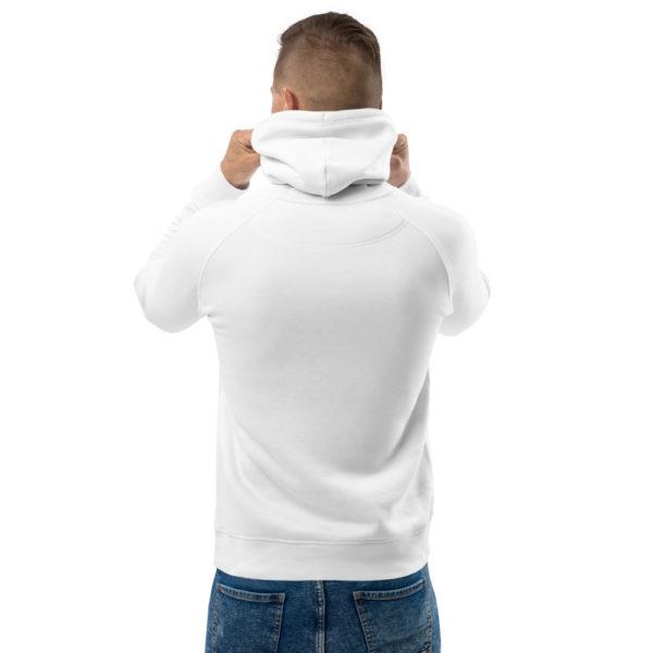 bio unisex hoodie detail 01