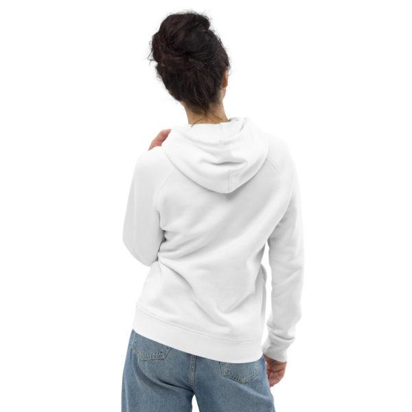 bio unisex hoodie detail 02