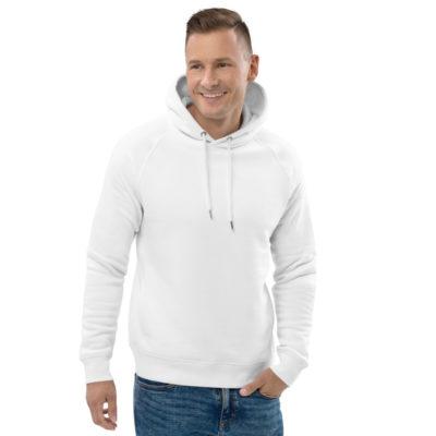 bio unisex hoodie detail 03