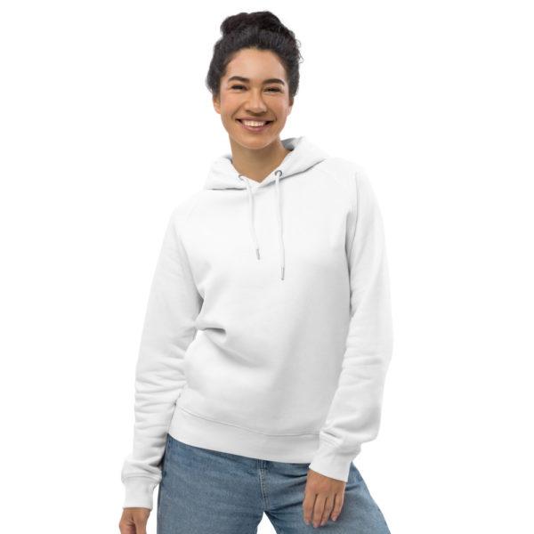 bio unisex hoodie detail 05