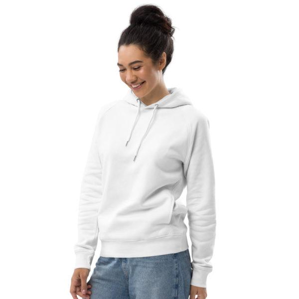 bio unisex hoodie detail 07