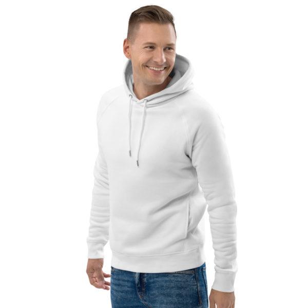 bio unisex hoodie detail 08