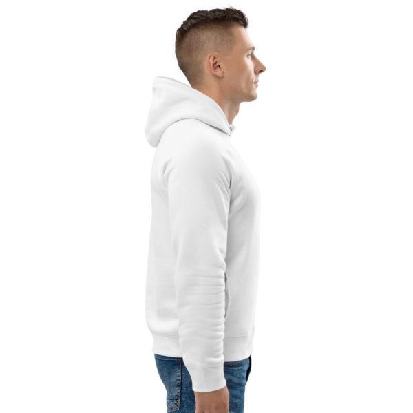 bio unisex hoodie detail 11