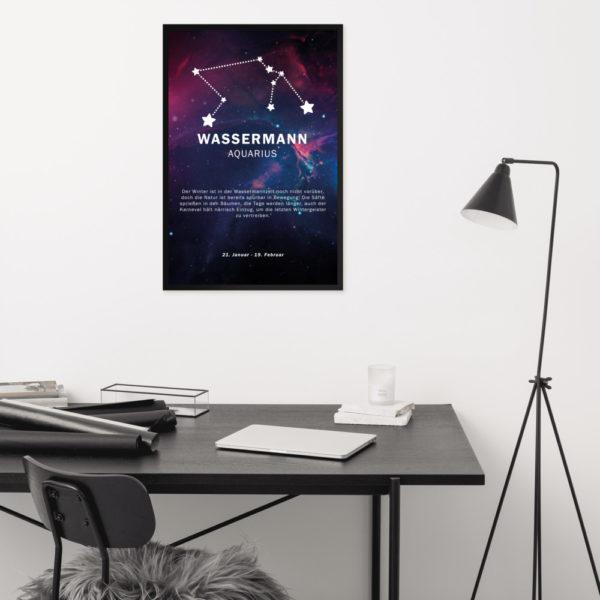 enhanced matte paper framed poster cm black 61x91 cm front 60392539ad808