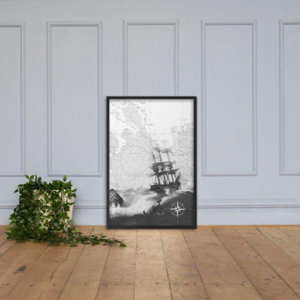 enhanced matte paper framed poster cm black 61x91 cm lifestyle 3 6026654dc4ceb