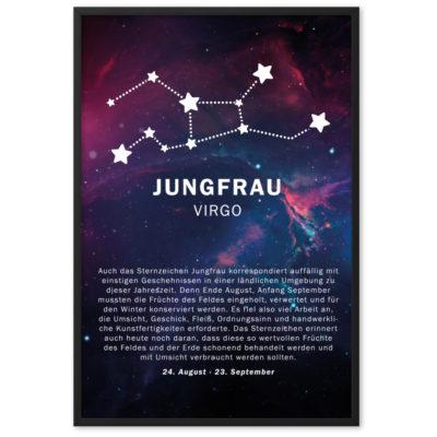enhanced matte paper framed poster cm black 61x91 cm transparent 603a39163831e