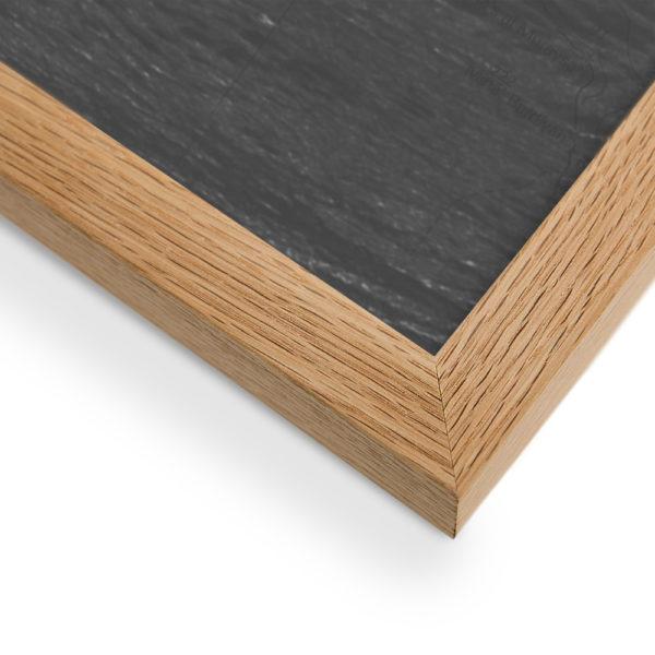 enhanced matte paper framed poster cm oak 61x91 cm product details 6026654dc4dcf
