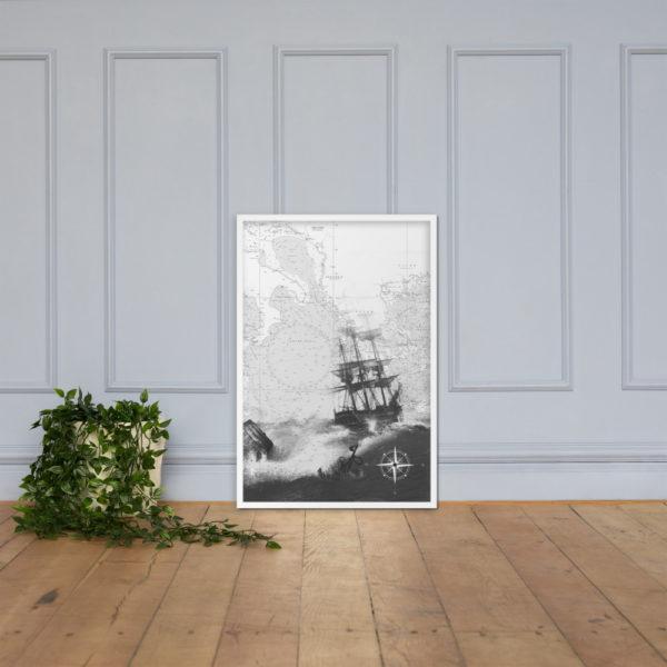 enhanced matte paper framed poster cm white 61x91 cm lifestyle 3 6026654dc4e10