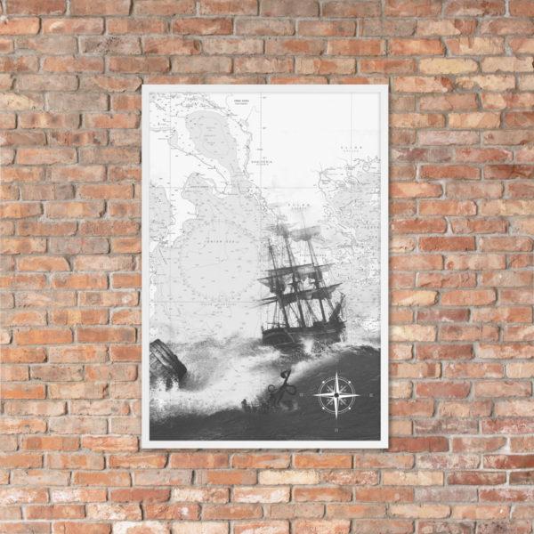 enhanced matte paper framed poster cm white 61x91 cm lifestyle 4 6026654dc4e48