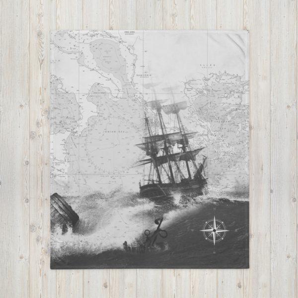 tagesdecke maritim segelschiff mittelmeer 002