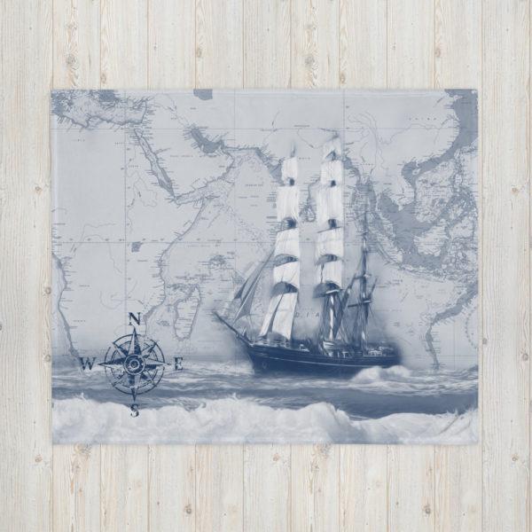 tagesdecke segelschiff indischer ozean 001