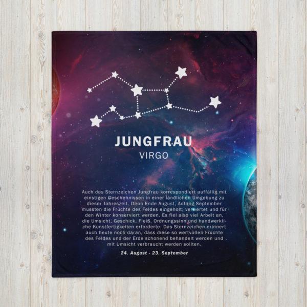 tagesdecke sternenzeichen jungfrau 1