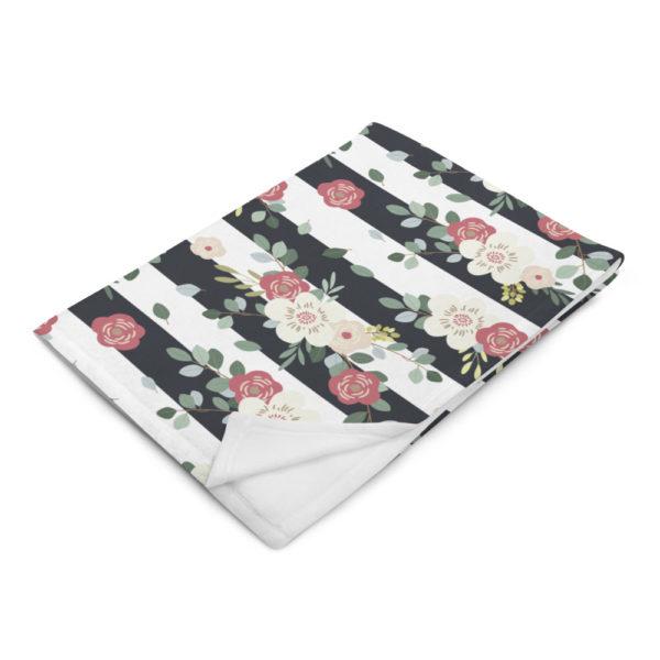 Tagesdecke - Blumenmuster Emilia