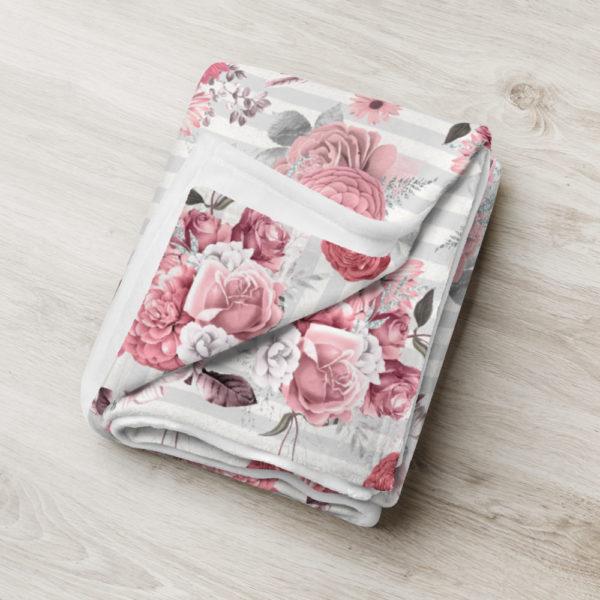 Tagesdecke - Blumenmuster Spohie