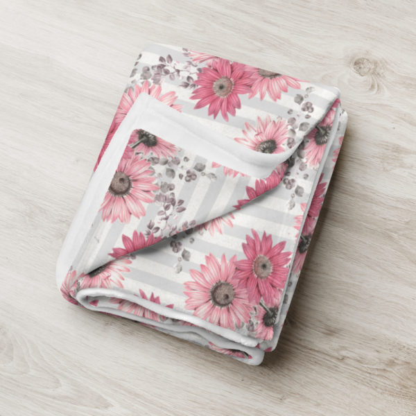 Tagesdecke - Blumenmuster Lilly