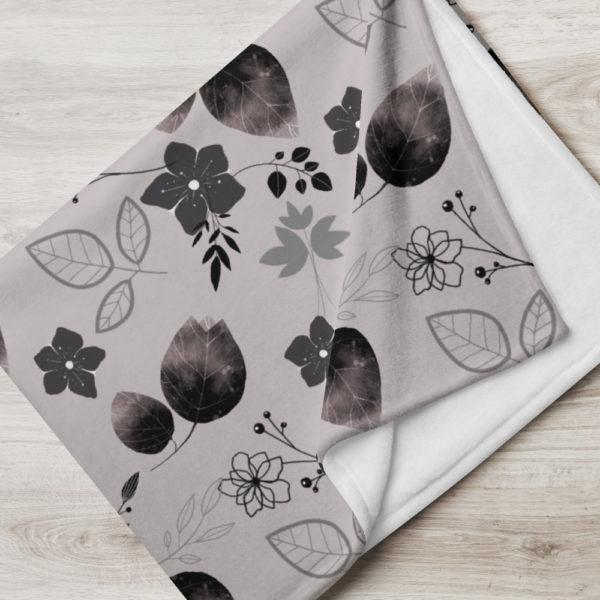 Tagesdecke - Blumenmuster Juna