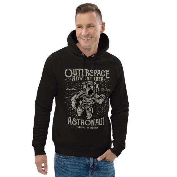 unisex eco hoodie black front 2 6030fb3e09bbb