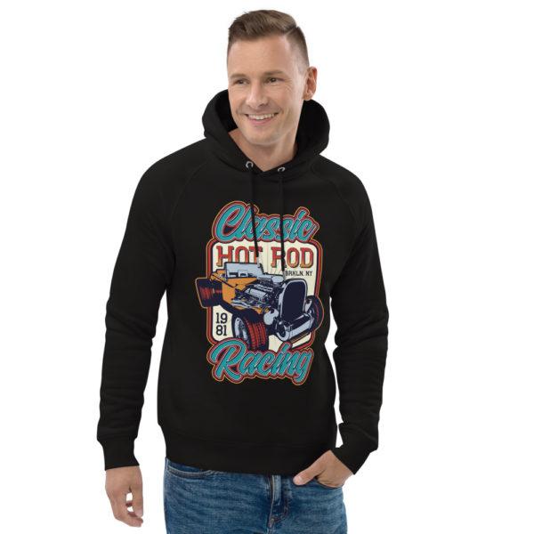 unisex eco hoodie black front 2 609260256c0b3