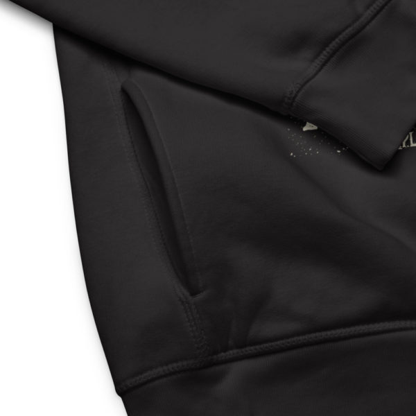unisex eco hoodie black product details 6030fb3e09a90