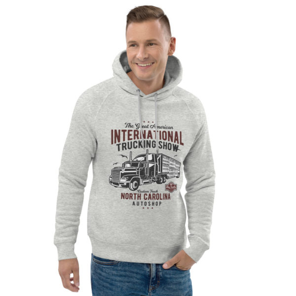 unisex eco hoodie heather grey front 2 6030fe073a311