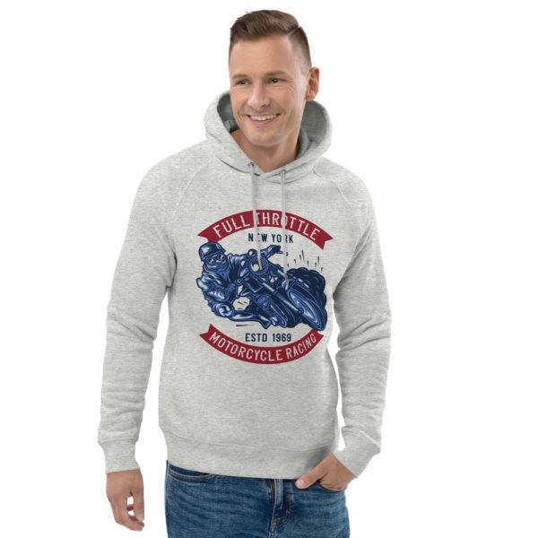 unisex eco hoodie heather grey front 2 60925c39961f9