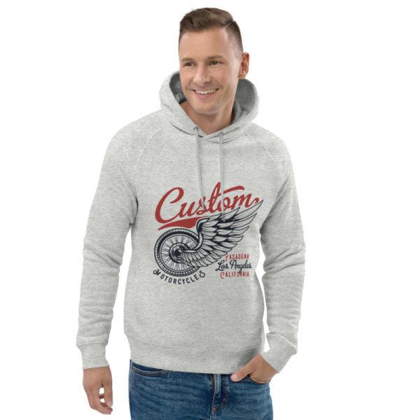 unisex eco hoodie heather grey front 2 60925d30de12f