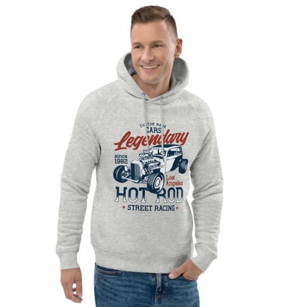 unisex eco hoodie heather grey front 2 60925dcb61955