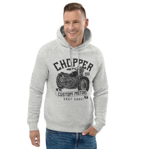 unisex eco hoodie heather grey front 2 6093be9de2b20