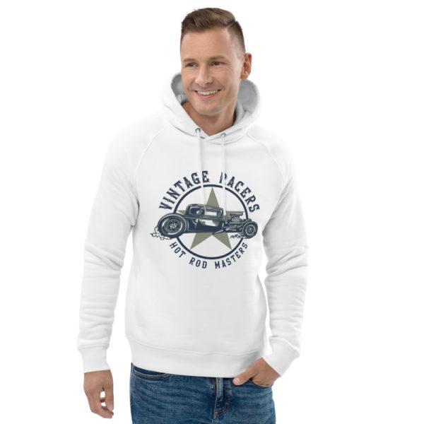 unisex eco hoodie white front 2 60925966c0167
