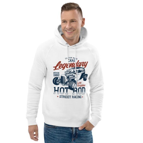 unisex eco hoodie white front 2 60925dcb61b16