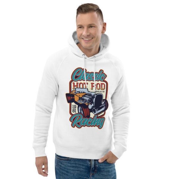 unisex eco hoodie white front 2 609260256ccfe