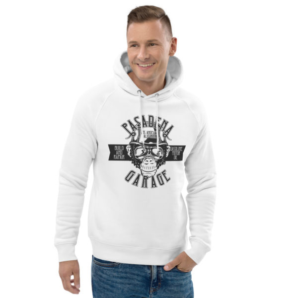 unisex eco hoodie white front 2 6093bb0e2a443