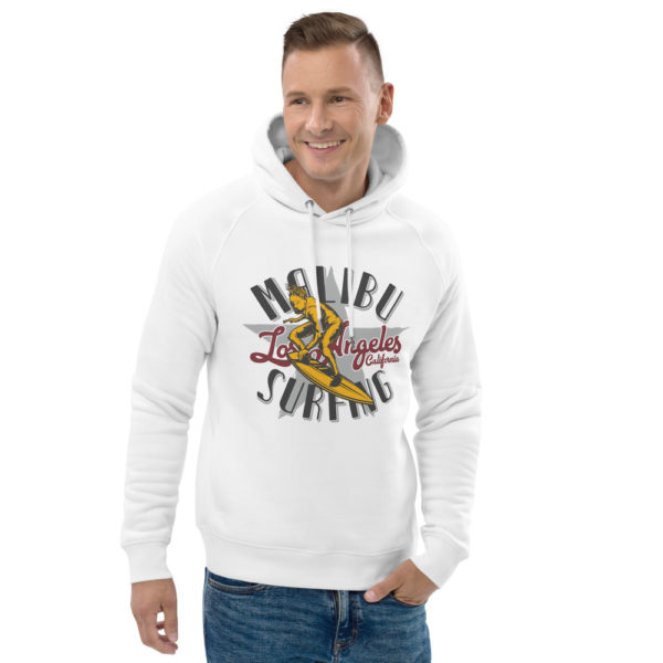 unisex eco hoodie white front 2 609a33737f677