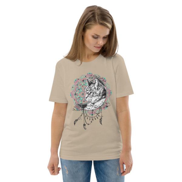 unisex organic cotton t shirt desert dust front 2 614dd263cef46