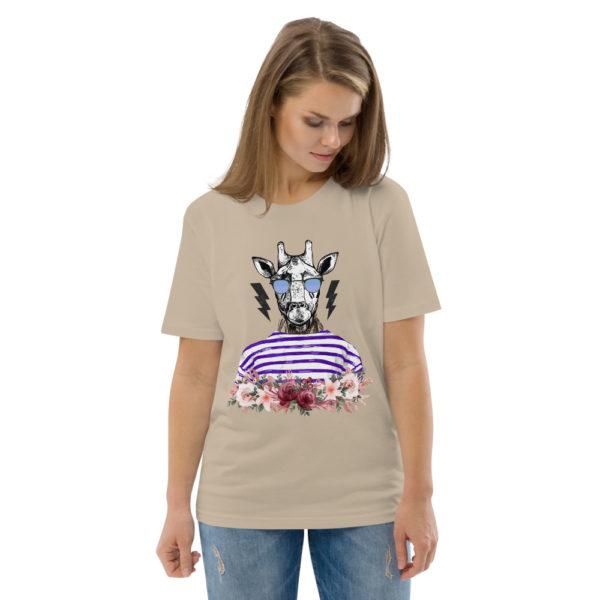 unisex organic cotton t shirt desert dust front 2 614dd76ac6ef4