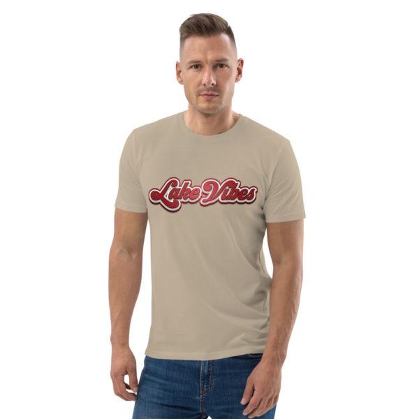 unisex organic cotton t shirt desert dust front 6144a64e63a72