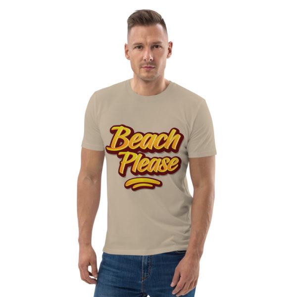 unisex organic cotton t shirt desert dust front 614dd0206b308