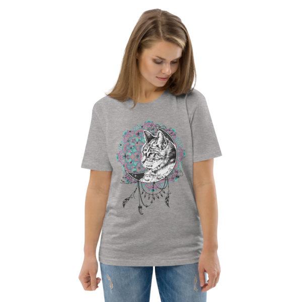 unisex organic cotton t shirt heather grey front 2 614dd263ce32d
