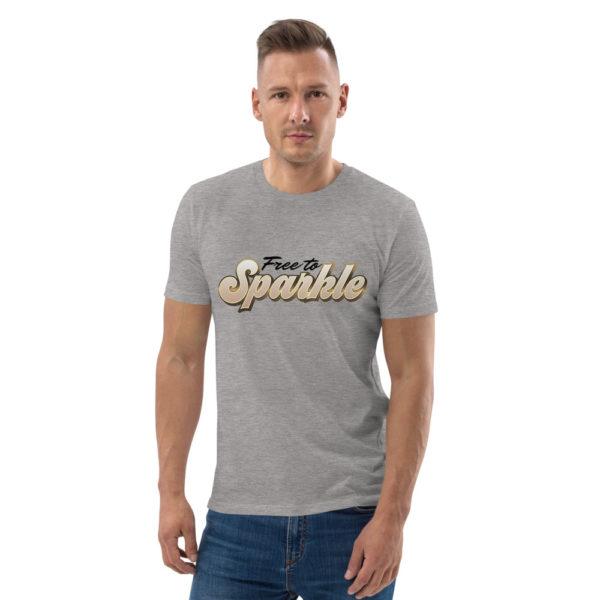 unisex organic cotton t shirt heather grey front 614dd1d9cb24d