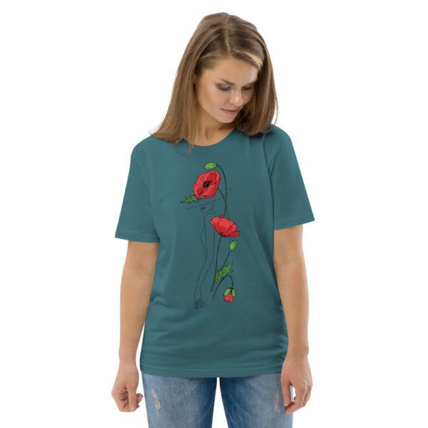 unisex organic cotton t shirt stargazer front 2 6144a2fac290b