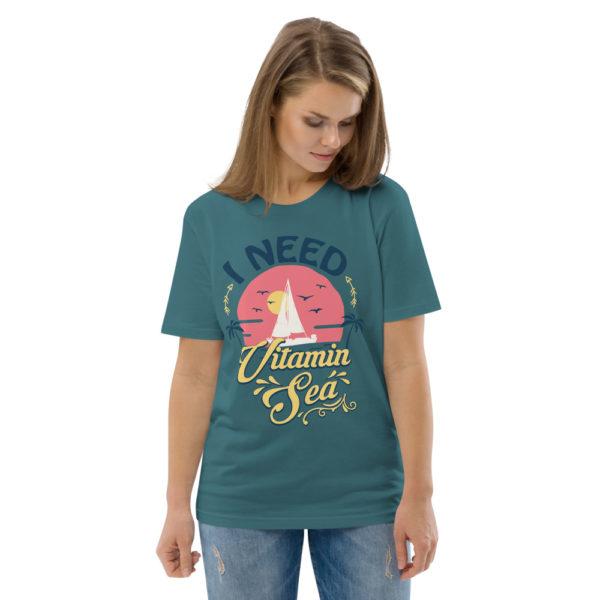 unisex organic cotton t shirt stargazer front 2 614dd3fb2d37f
