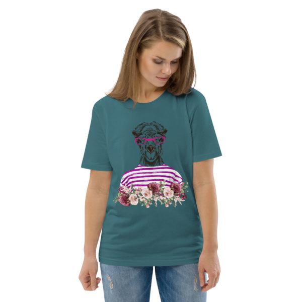 unisex organic cotton t shirt stargazer front 2 614dd56a13bf8