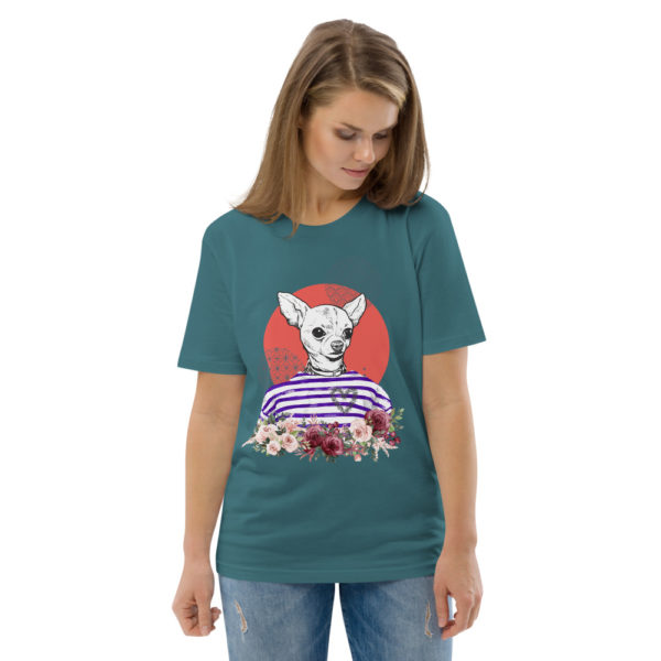 unisex organic cotton t shirt stargazer front 2 614dd5d11be07