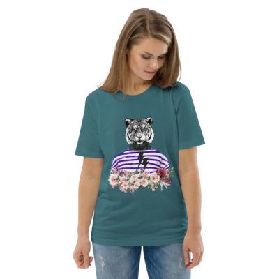 unisex organic cotton t shirt stargazer front 2 614dd8206ec36