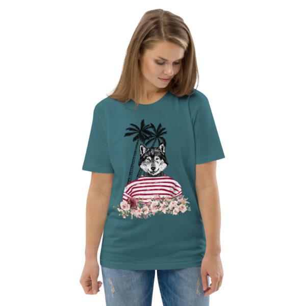 unisex organic cotton t shirt stargazer front 2 614dd85ed24c9