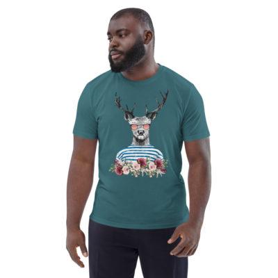 unisex organic cotton t shirt stargazer front 614dd698981c3