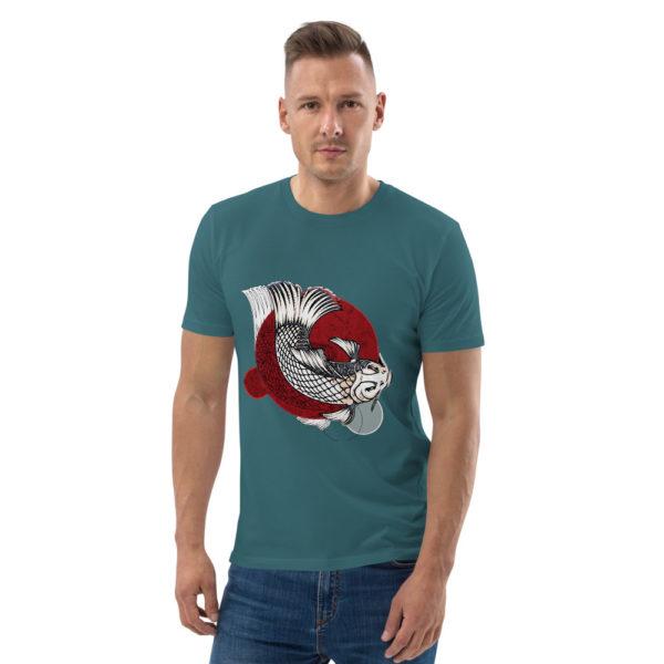 unisex organic cotton t shirt stargazer front 614dd95d26508