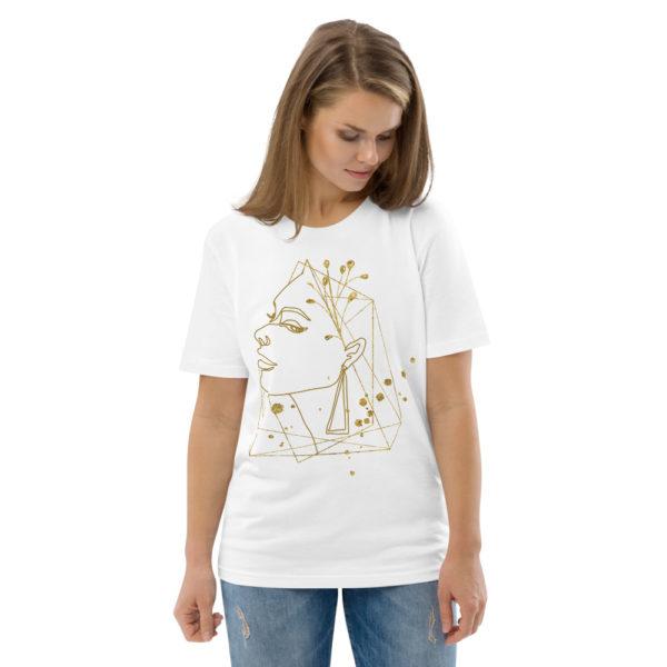unisex organic cotton t shirt white front 2 6144a7374dce4
