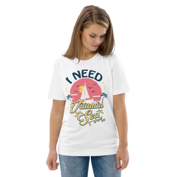 unisex organic cotton t shirt white front 2 614dd3fb2e828