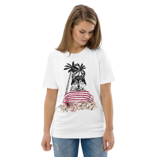 unisex organic cotton t shirt white front 2 614dd85ed192c